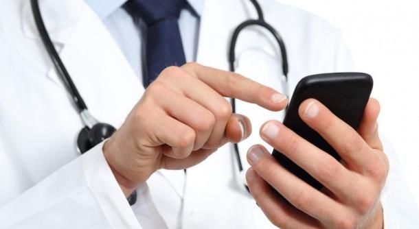 Le médecin, le patient et le smartphone !