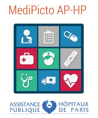 MediPicto : application pour mieux dialoguer par l'AP-HP