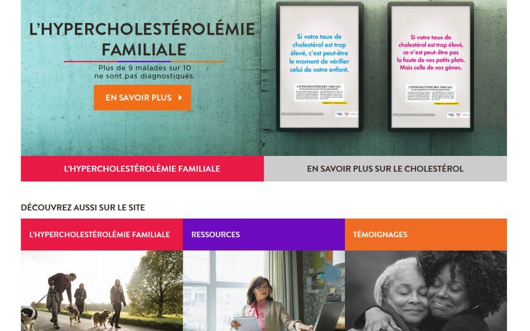 Sanofi lance la campagne Au Cœur du Cholestérol