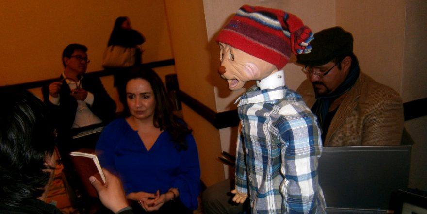 Un robot animaloïde pour accompagner les enfants atteints d'autisme