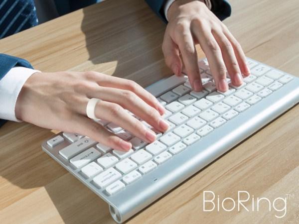 BioRing : bague connectée pour suivre sa santé