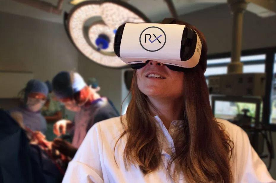 Revinax fait entrer la réalité virtuelle dans le bloc opératoire