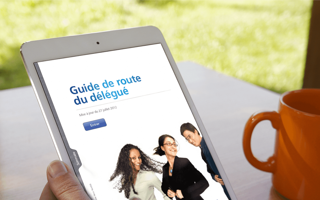 Guide de route, le compagnon indispensable des collaborateurs